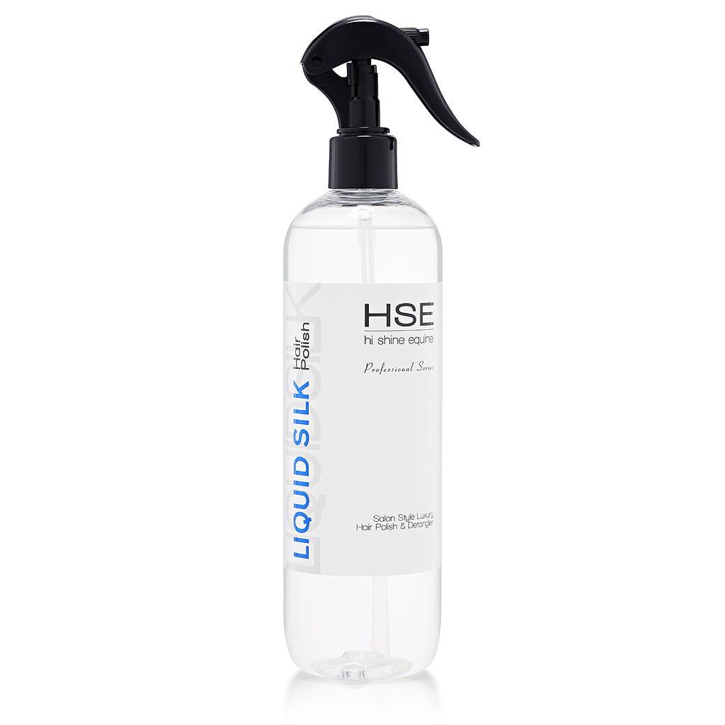 Liquid Silk Hair Polish Spray